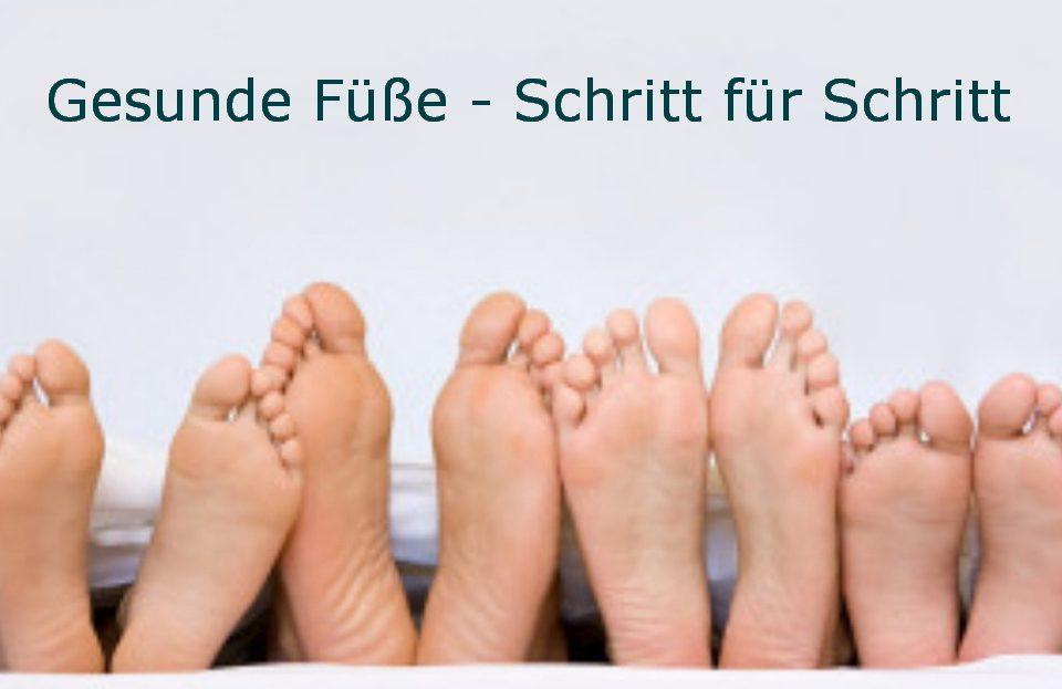 Kursus für Füße
